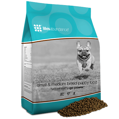 Small & Medium Breed Puppy Food